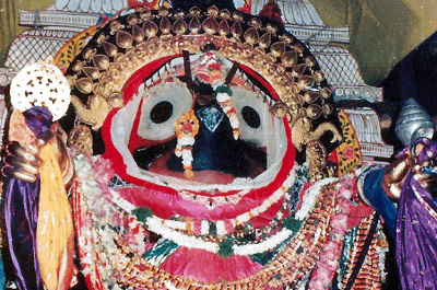 About Lord Jagannath