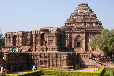 Sun Temple Of Konark