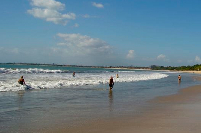 Famous Sea Beach Puri