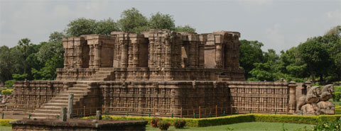 Nirtya Mandapa (Dancing Hall) of Konark