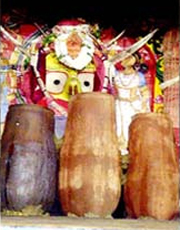 Adhara Pana offered to Goddess Subhadra