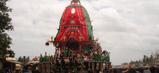 Chariot of Lord Balabhadra