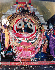 Suna Vesha of Lord Jagannath