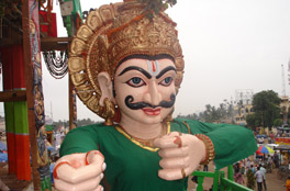 Matali - Charioteer of Lord Balabhadra's Chariot