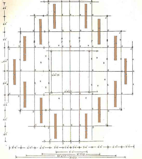 CONSTRUCTION PLAN OF DEVADALANA CHARIOT